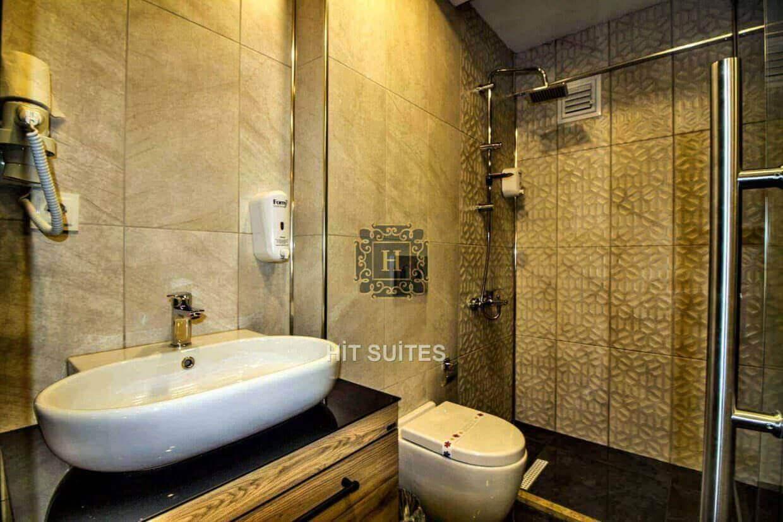 avcilar rezidans oda banyo
